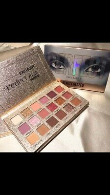 Tease Me Eye shadow Palette Beauty Creations 18 colors Highly Pigmented NEW