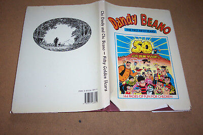 """Dandy Beano 'the First Fifty Years': """"Fifty Golden Years"""" (1987)"""
