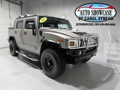 2005 Hummer H2 SUT 2005 HUMMER H2 SUT Pewter Metallic AVAILABLE NOW!!