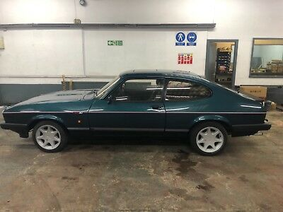 FORD Capri 280 Brooklands Green, Low Miles, 2.8, Cosworth, PX BMW MERCEDES AUDI