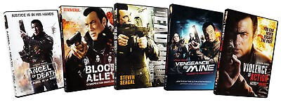 Steven Seagal 5-Pack (Boxset) (Bilingual) (Dvd)