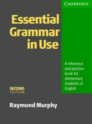Essential Grammar in Use Without answers: A Self... by Murphy, Raymond Paperback