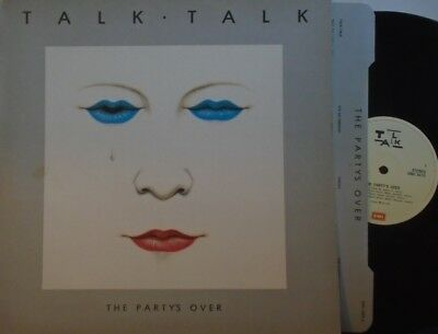 TALK TALK - The Partys Over ~ VINYL LP