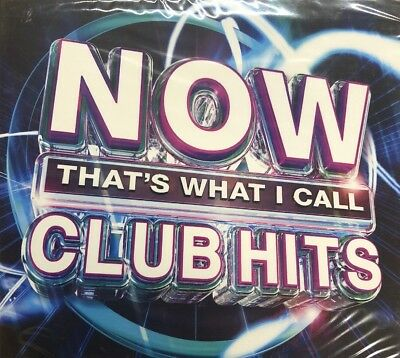 Various Artists - NOW That's What I Call Club Hits - Various Artists CD OKVG The