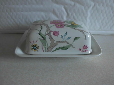 Villeroy and Boch Chintz - Covered Butter Dish