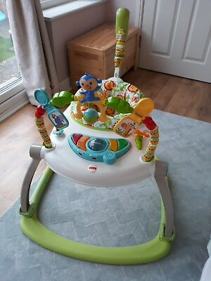 Fisher- Price Rainforest Spacesaver Jumperoo