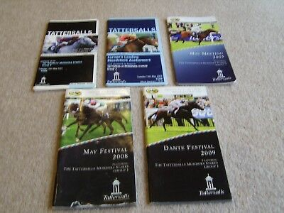 5  2001 to 2009 Musidora Stakes day at York racecards