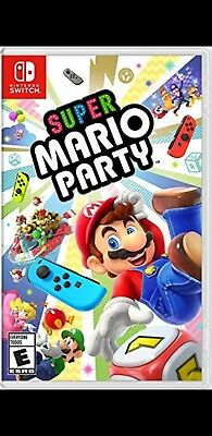 Super Mario Party Swicth (Descarga Download)