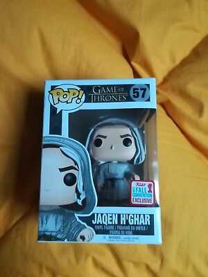 Funko pop Game Of Thrones - Jaqen H'Ghar - Fall Convention 2017