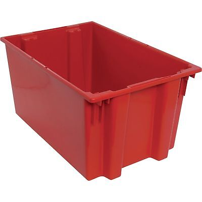 Quantum Stack and Nest Tote Bin-29 1/2in x 19 1/2in x 15in Size RD #SNT 300 R