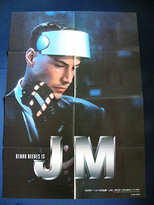 1994 JOHNNY MNEMONIC Keanu Reeves / THE SILENCE OF THE LAMBS Jodie Foster Anthon