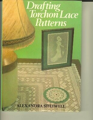 Drafting Torchon Lace Patterns  Lace Book