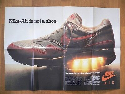 quality design 272de b48b8 Nike Air Max 1 Og Poster Light Pegasus Stab Structure Triax 180 97 95 91 90