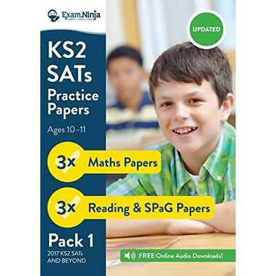 KS2 SATs Practice Papers (English & Maths) for the 2016 SATs. Inc. Free Audio Do