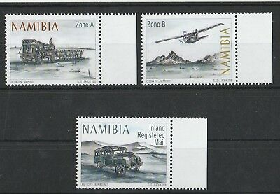 Namibia - Transport in Namibia , postfrisch ** UHM