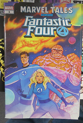 Mavel Tales Fantastic Four #1 error edition Marvel Comics
