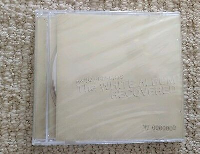 New Sealed Mojo Presents The Beatles White Album Recovered Cd + Free Ship