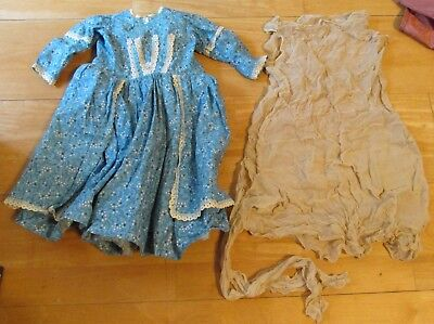 Antique Baby/Toddler/Children's Lot Of Clothing~Dresses~Gowns~Slips~Jacket~LOOK+