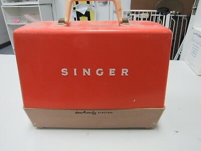 Vintage Singer Sew Handy Sewhandy Electric Sewing Machine 50D