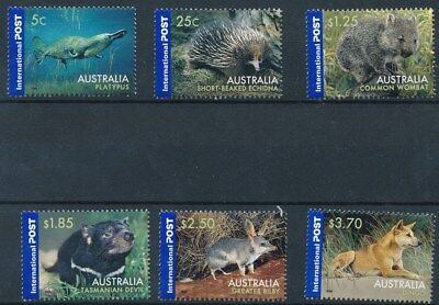 [109303] Australia 2006 Fauna good Set very fine MNH Stamps