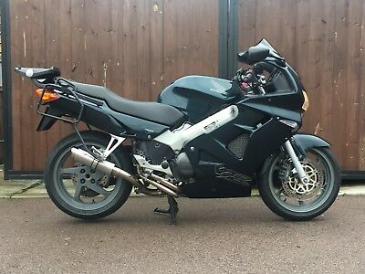 Honda VFR800F 2000 (X) Lovley Example With 1 Years M.O.T