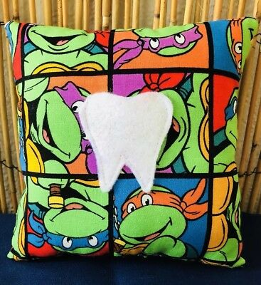 Tooth Fairy Pillow- Turtles