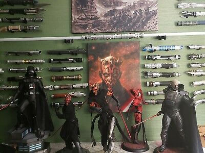 Star Wars SIDESHOW PREMIUM FORMAT DARTH MAUL MECHANICAL LEGS EXCLUSIVE STATUE **