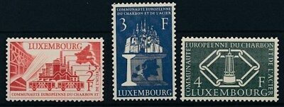 [133724] Luxembourg 1956 good set of stamps very fine MNH $85