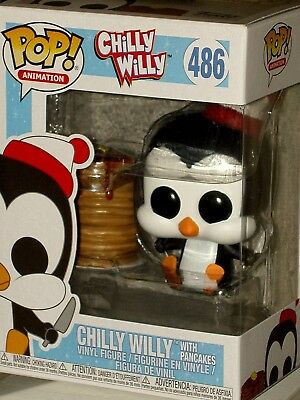 Funko Pop! Animation Chilly Willy with Pancakes Vinyl Collectible Figure #486