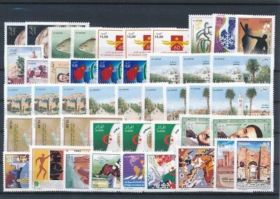 [G126187] Algeria good lot of stamps very fine MNH