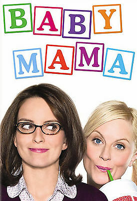 Baby Mama [New DVD] Full Frame, Subtitled, Widescreen, Ac-3/Dolby Digital