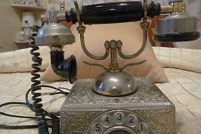French /german Cradle Type Telephone