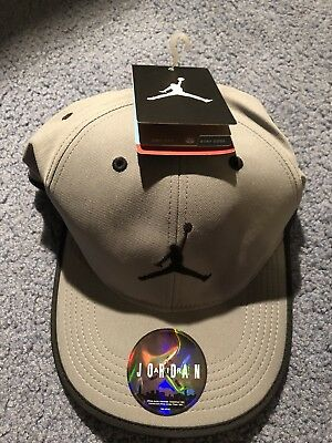 c82dd5567e1 Jordan Nike Jumpman Featherlight Hat Very Rare Dry-Fit New with Tags Last  One