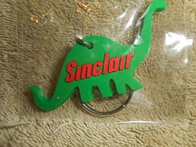 Sinclair Dino Keychain New in package
