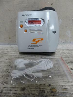 Sony Portable Minidisc Recorder MZ-S1 Net MD Walkman ~ FREE SHIPPING