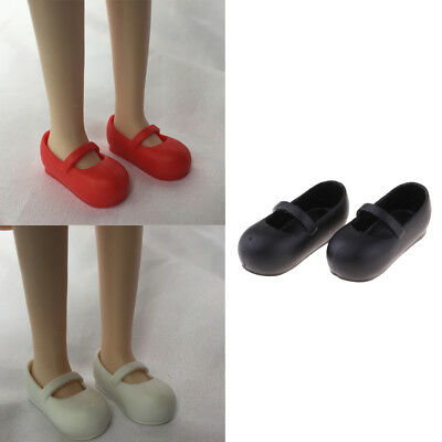12inch Fashion Doll Shoes Casual Flats for Blythe Dolls Clothing Accessory