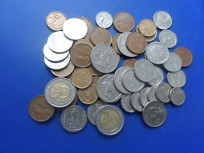 54  Coins  Of South  Africa 1965 - 2015.
