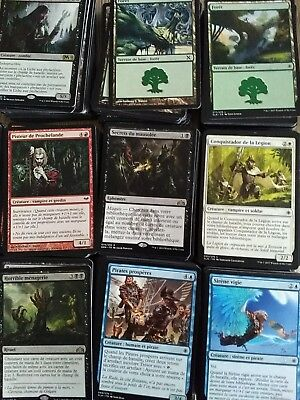 Lot De 650 Cartes Magic FR