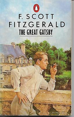 The Great Gatsby by F Scott Fitzgerald c1997 Penguin paperback SALE - Just £1