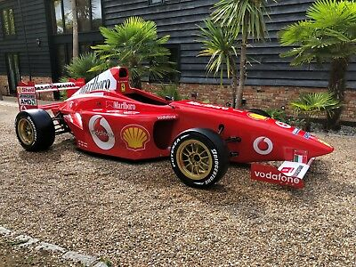 2013 Single Seater Race/ Track Day Car Ford Zetec Powered/hewland Gearbox