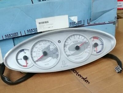 SPEEDO ASSY CLOCK DASH FOR PIAGGIO X9 500 EVOLUTION Analogue instrument 640179