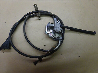 2011 Honda Pcx 125 Rear Brake Cable Assembly