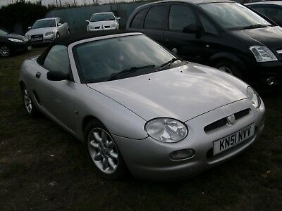 MG CONVERTIBLE MGF 1.6 i 2dr