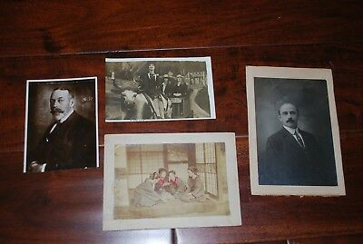 Antique photo George V King of England & Emperor of India and more!