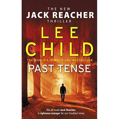 Past Tense by Lee Child - Paperback NEW Child, Lee 05/11/2018