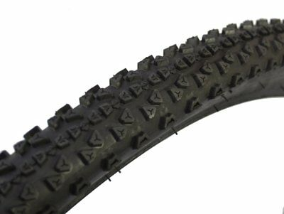 """COYOTE 29x2.10"""" 29er (622-50) MOUNTAIN BIKE MTB TYRE KNOBBLY OFF ROAD TREAD BLK"""