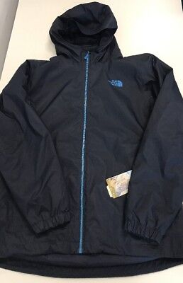 46294eb9a9fd The North Face Quest Insulated Mens Hooded Jacket Large Urban Navy NEW L
