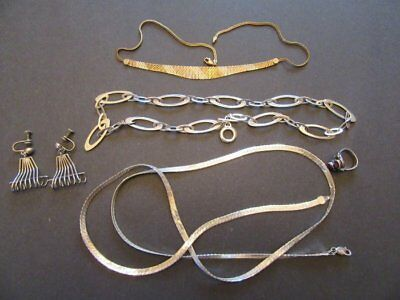 Lot Of Sterling Silver Jewelry Vintage/modern 68 Grams
