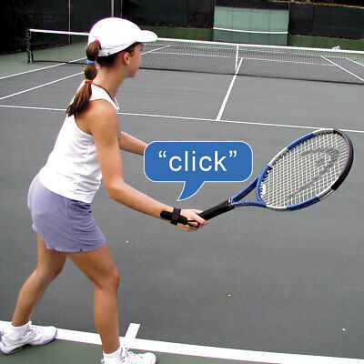 TAC-TIC WRIST TRAINER Tennis Training Aid from OnCourt OffCourt US$36 NEW