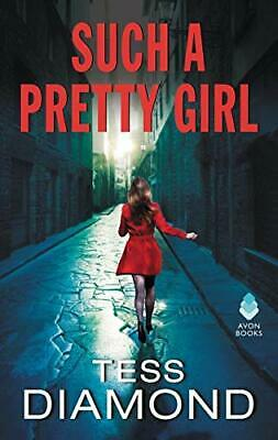 Such a Pretty Girl by Diamond, Tess Book The Cheap Fast Free Post